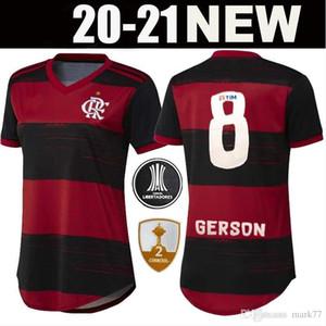 20 21 Flamengo women Soccer jersey DE ARRASCAETA GABRIEL B. female football shirts B.HENRIQUE Ladies uniform camisa Flamengo Feminina 2020