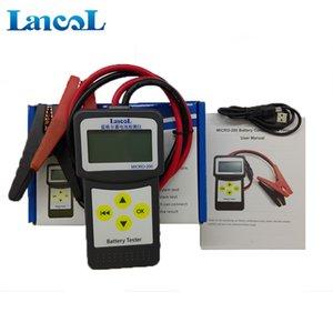 LANCOL 12V Autobatterie Health Checker 2000CCA MICRO-200 Batteriekapazitätsanalysator mit USB für den Druck