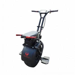 Motocicleta eléctrica Vespa 1000W una rueda autobalanceo ciclo de la bicicleta eléctrica de 60V Scooters Vespa monociclo para adultos con asiento Vrlr #