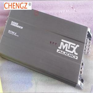 MTX THUNDER60.4 120 Watt RMS Power Amp Car Audio amplificatore per basso elettrico Kit +