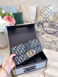 Luxury Designer Shoulder Bags pu Leather double gold chains Diamond Lattice evening bag cross body bag #2020 handbags purse totes bag g194