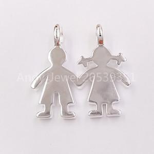 Auténticos 925 colgantes de plata esterlina de plata colgante dulce muñecas adapta joyería oso estilo europeo regalo 115904500