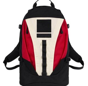 Sup 19SS Face Backpack Unisex Large Capacity Campus Men and Women Schoolbag Totes Brand Designer Men Travel Backpack Outdoor Pack