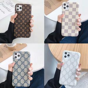 Retro Design della cassa del telefono per IPhone 11 Pro XS Max 11Pro XR x 8 7 6s plus Shell di lusso stampa Smartphone caso di marca di copertura posteriore del telefono