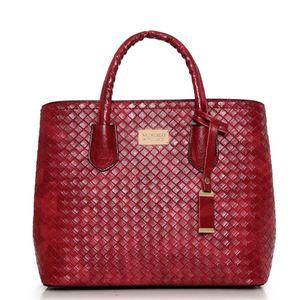 Fashionable Braided Handbag Fashionable Mother Bag One Shoulder Slant Bag PH-CFY20052552