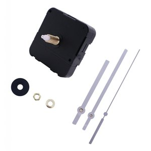 Plastic Quartz Wall Clock Movement Clock Mechanism For DIY And Repair