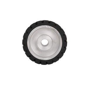 150 * 50 мм Зубчатого ремня Grinder Контакт колесо резиновых колеса для Наждачного