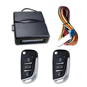 Botão universal do sistema de entrada do automóvel do automóvel do carro da entrada do botão do início do diodo emissor de luz da porta central do kit com controle remoto