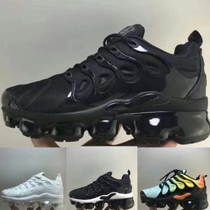 nike TN air max airmax vapormax Big Kids Vapors TN Plus Designer Sports Zapatillas para correr Niños Boy Girls Entrenadores Tn zapatillas de deporte zapatos para niños pequeños