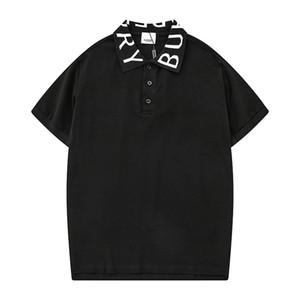 Tpolo BB fasion pantalones cortos para hombre de las mujeres Brandt-Shirts designershirts las camisas de lujo Calle Camisetas Uniex camisetas de manga corta con capucha B20022009T