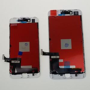 Para iPhone 7 Pantalla LCD Blanco Negro Pantalla LCD Touch Digitalizador Conjunto de marcos Reparación para iPhone 7 DHL gratuito Shipping2019