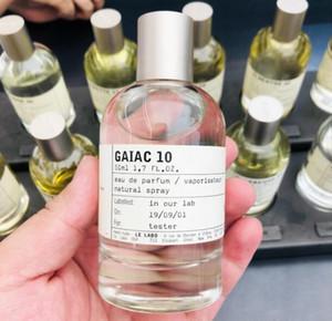 Perfume neutro Le Labo Santal 33 Bergamote 21 Rose 31 El noir 29 La más alta calidad duradera aromática aromática aroma fragancia desodorante 100ml