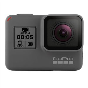 GoPro Hero 5 Preto Camcorder Ação Camera + Bateria Vlog selfie Artefato Go Pro Camera 4K HD Anti-agitar Video Camera 99% New NO EMBALAGEM