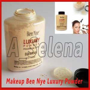 2020 Ben Nye lusso Polveri Poudre de luxe Banana 3 oz / 85g Nuovo Natural Face Loose Powder impermeabile nutriente Banana Brighten di lunga durata