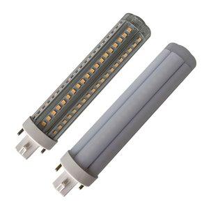 G24 LED de luz del maíz de 12W de 360 grados Horizontal Plug Luz Iluminación para el hogar Decoración Luz