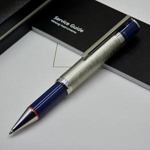 Üst sınıf Sınırlı Special Edition Ünlü İnsanlar Serisi Andy Warhol rölyefler varil Tükenmez Kalem 6 Renkler Promosyon kalem Hediye