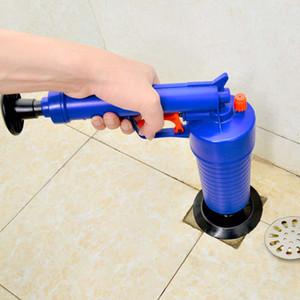 Accueil Air Haute Pression Drain Blaster Pompe Plongeur Evier Tuyau Dissipateur De Toilette Toilettes Salle De Bains Cuisine Réservoir D'Eau Tuyau Kit De Nettoyage De Drague