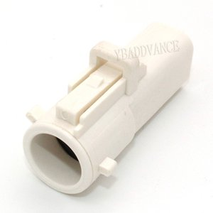 High Quality White Waterproof Housing 4 Pin Male Connector With Terminal
