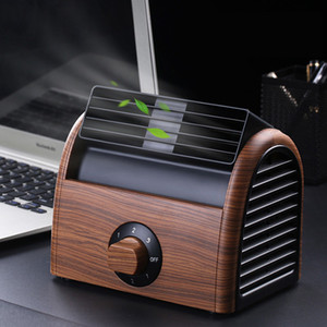 Newest Leafless Fan Air Conditioner Cool Wind Desk Electric Portable Silent Bladeless fan for home bedroom office
