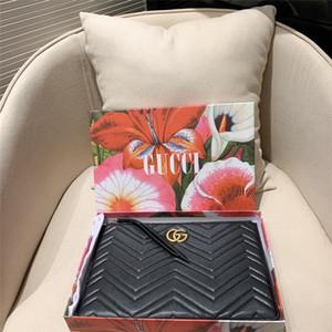 5A дизайнерские роскошные сумки кошельки леди рюкзак мода холст женщина кошельки crossbody сумка Сумка walle высокое качество с коробкой