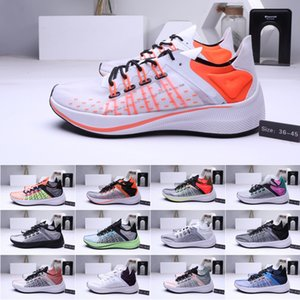 Herren Damen Translucent Exp X14 Wmns Racer athletic Laufschuhe schwarz Weiß EXP-X14 Sneakers Zoom Fly Trainers Sportschuhe 36-45