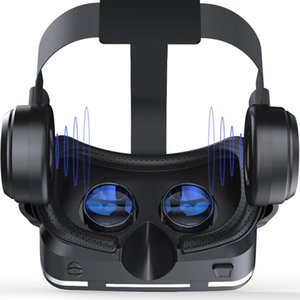 NOUVEAU Casque VR Casque VR Réalité Virtuelle Lunettes 3 D 3D Lunettes Lunettes avec Casque Pour iPhone Android Smartphone Smart Phone Stéréo