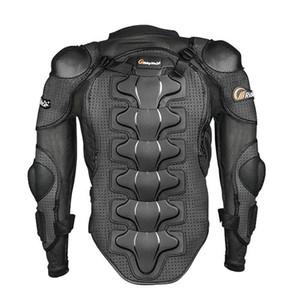 Riding Tribe Men « S Blouson Moto Body Armor Motocross Racing Plein Équipement de protection Mode Automne chaud Taille M-4XL