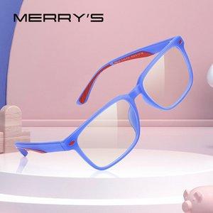 MERRY's Anti Blue Light Blocking очки для детей дети мальчик девочка компьютерные игровые очки Blue Ray S7101