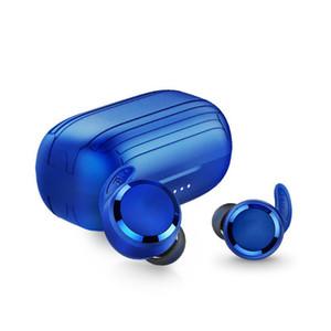 T280 Bluetooth 5.0 TWS JJL verdadeira sem fio Fones de ouvido IPX5 impermeável Stereo Music Earbuds do esporte que funciona fone de ouvido w / carregamento caso