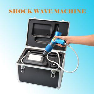 Effektive Stoßwellentherapie-Maschine Akustische Welle Stoßwellentherapie Schmerzlinderung Gerät mit erektiler Dysfunktion und ED-Behandlung