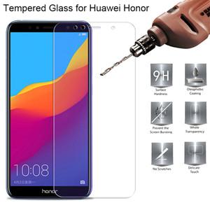 Huaweel Onur 7 6 Koruyucu Film değil, tam Kapak için temperli cam için Huawei yargıç 7A 7X 7C 7I 6X 6C 6A Pro Şeffaf Ekran
