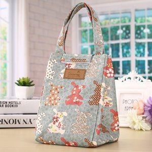 Lunch Bag Insulation Ice Oxford Cloth New Korean Environmental Protection Portable Clyine Piece