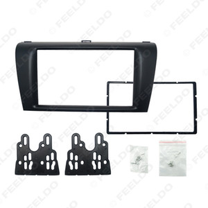 Car DVD CD Radio Stereo Fascia Panel Frame Adaptor Fitting Kit For Mazda3 Installtion Kit#:4399