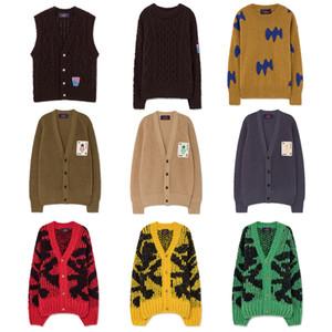 Tao Winter Pullover Für Jungen Strickjacke Kinder Mädchen Pullover Pull Enfant Fill Chandail Fille 2019 Kleinkind Mädchen Kleidung Vorbestellung 9,5