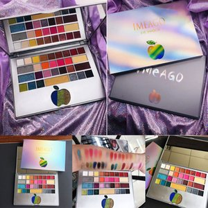 Beauty 34 Colours Eyeshadow Palette IMEAGO Palette trucco Ombretti New Nude Matte Shimmer Glitter Powder Natural Pigmented Face Cosmetic