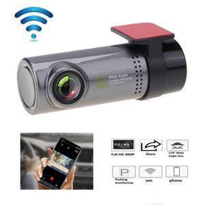 Traço Camera Recorder Cam Mini WIFI Car DVR Camera Digital secretário filmadora Car DashCam HD 720P Auto Frente Cam Traço