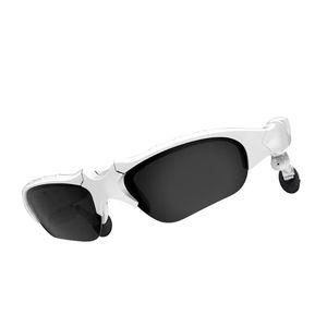 Neuer Ankunfts-Art- und Sonnenbrille Bluetooth 5.0 Kopfhörer-Kopfhörer-Kopfhörer X8S intelligente Brille mit Mikrofon für Fahren / Rad fahren