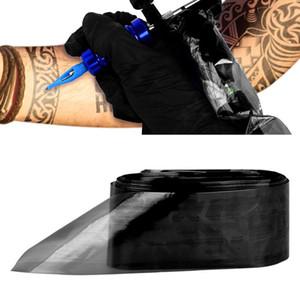 100pcs tatuagem Clipe cabo da linha Bolsas Senior tatuagem Acessório Proteção PVC Bolsas Moisture Barrier