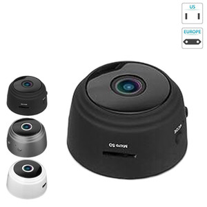 2020 Newest WIFI Mini Camera A9 HD 1080P IR Night Vision Mini camera Home Security Video Camcorder Bike Body DV DVR With Magnetic Clip