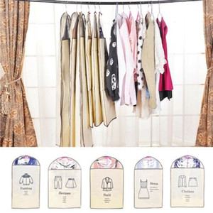 패션 수호자 옷장 방진 커버는 케이스 보관 농축, 의류 커버 의류 먼지 가방에 맞게