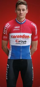 2020 CORENDON CIRCUS PRO TEAM NL SHORT SLEEVE CYCLING JERSEY SUMMER CLOTHES ROPA CICLISMO+ BIB SHORTS WITH POWER BAND