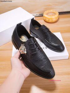 Nouveau style Mocassins Mode Oxford Business Hommes Chaussures Haute Qaulitys souples Flats Casual Zip wan1 respirante