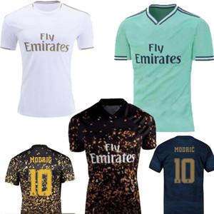 2020 gilt für Real Madrid Sports EA Fans Player Version Herren Ramos GEFAHR Modric camiseta de fútbol Fußball Trikot Fußball Jerseys 19 20