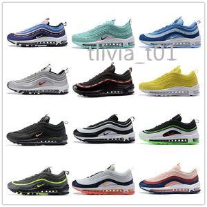 97 Se Gs мужчины и женщины бег спортивная обувь 'Have A Day' 923288-500 мужчины и женщины 97s OG повседневные кроссовки 36-46