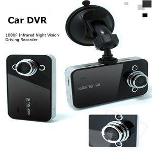 DVR K6000 NOVATEK 1080P Full HD LED Night Mini Video Recorder Dashboard Vision Car Multifunction Driving Recorder Car Camera Video Register