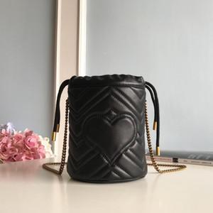 Freies Verschiffen Marmont Beutel Luxus-Handtaschen hoher Qualität berühmten Marken Designer-Handtaschen Frauen echtes Leder Schultertasche