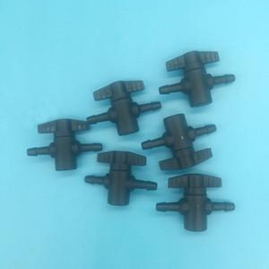 10 Pz / lotto stampante di grande formato CISS sistema di inchiostro valvola manuale 2 modi per Flora Xuli Roland Eco solvente stampante UV valvole inchiostri interruttore tubo