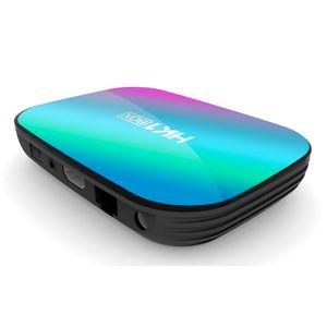 HK1 BOX Android 9.0 TV Box Amlogic S905X3 2.4G 5G Wifi BT4.0 8K Set Top Box 4GB 64GB