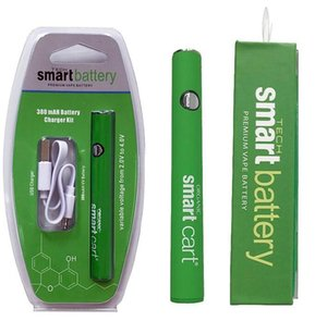 Inteligente Cesta Cartucho Precalentar batería 380mAh baterías de precalentamiento VV Vape Pen 510 Rosca de 92A3 CE3 Cartucho