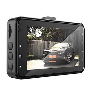 3 Inç Full HD 1080 P Oto Araba Sürüş Kaydedici DVRS Araç Kamera DVR Döngü Kayıt Ile EDR Dashcam Gece Görüş G Sensörü araba dvr